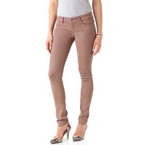 Habitual Alice Coated Skinny Distressed Jeans